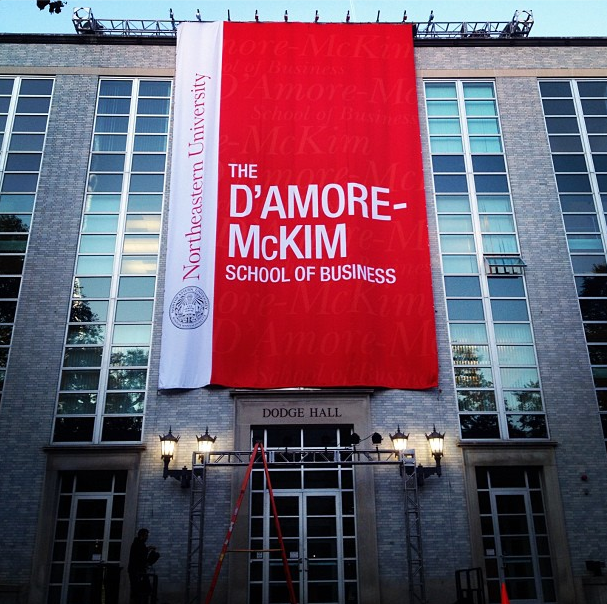 D'Amore-McKim of Business now open for business! | NU ...