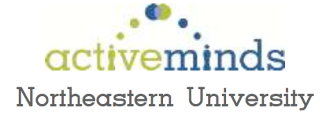 Active Minds at NU Logo