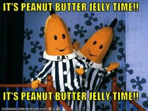 pb jelly time