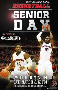 senior day bb