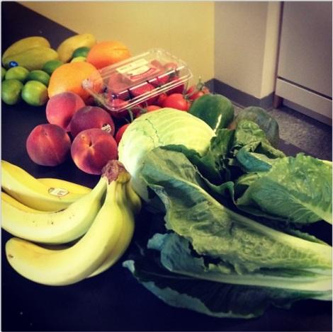 haymarket produce