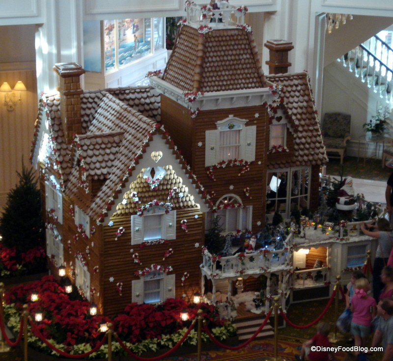13th Annual Gingerbread House Construction Contest Nu