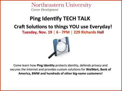 Ping Identity Tech Talk Nov. 19[1] copy