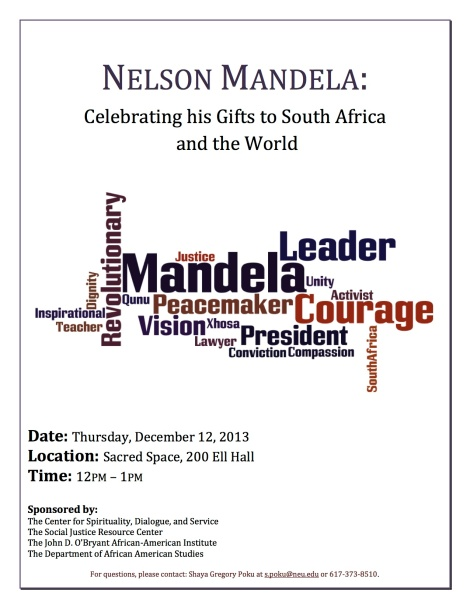 Nelson Mandela Flyer copy