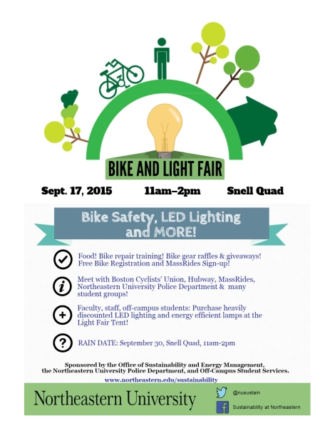 Bike and light Flyer 2015