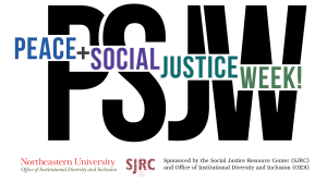 peace and social justice week