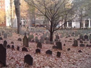 boston graveyards