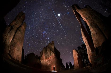 geminids meteor shower 2