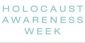 holocause awareness week 2