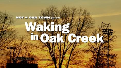 walking in oak creek