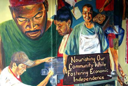 haley house mural