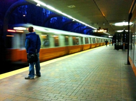 orange line boston