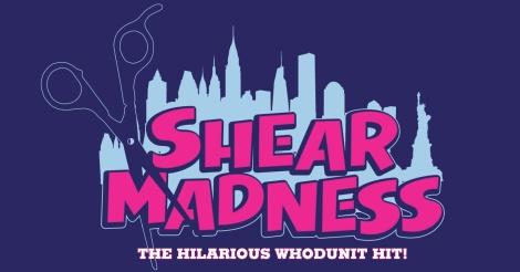 shear madness logo