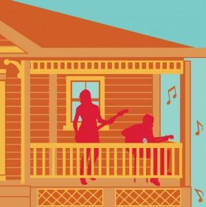 brookline porch fest
