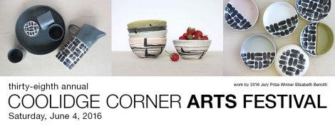 coolidge corner arts festival